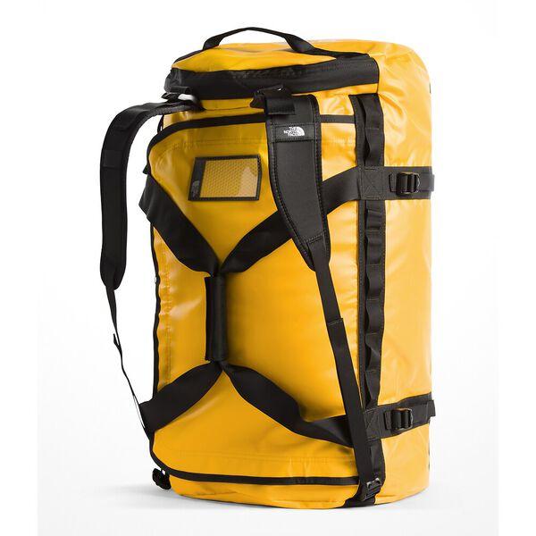 BASE CAMP DUFFEL-L, SUMMIT GOLD/TNF BLACK, hi-res