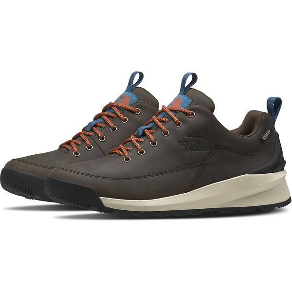 Men's Back-To-Berkeley Low WP, COFFEE BROWN/TNF BLACK, hi-res