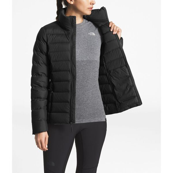 Women's Stretch Down Jacket, TNF BLACK, hi-res