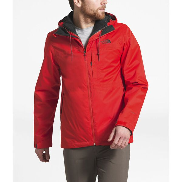 MEN'S ARROWOOD TRICLIMATE® JACKET, FIERY RED, hi-res