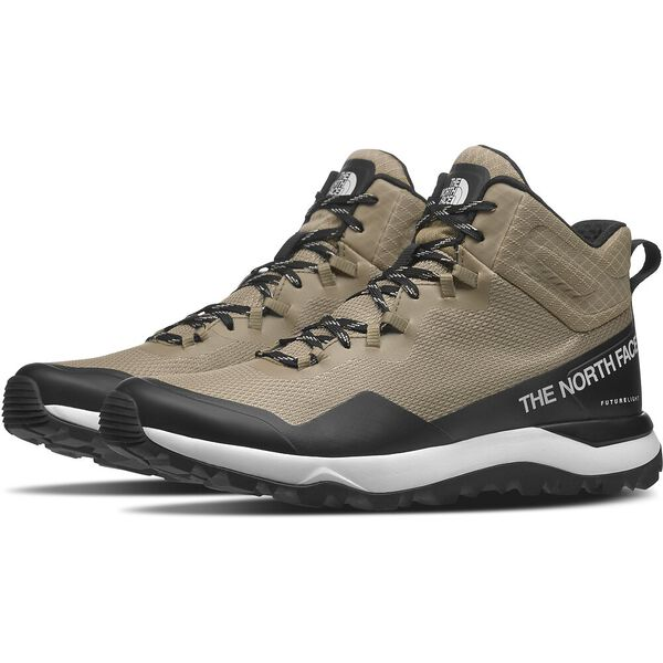 Men's Activist Mid FUTURELIGHT™, KELP TAN/TNF BLACK, hi-res