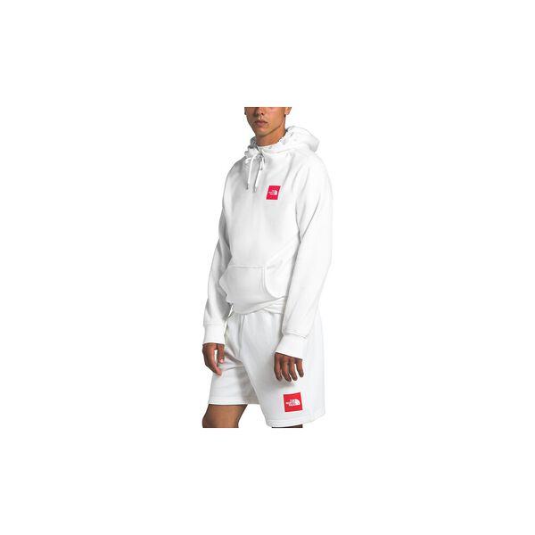 Men's 2.0 Box Pullover Hoodie, TNF WHITE, hi-res