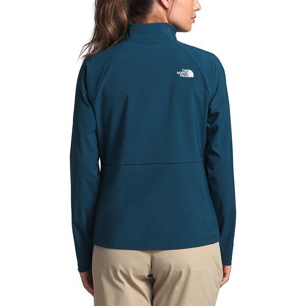 Women's Apex Nimble Jacket, BLUE WING TEAL, hi-res