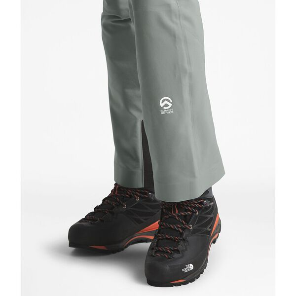 Women's Summit L4 Soft Shell LT Pants, MELD GREY, hi-res
