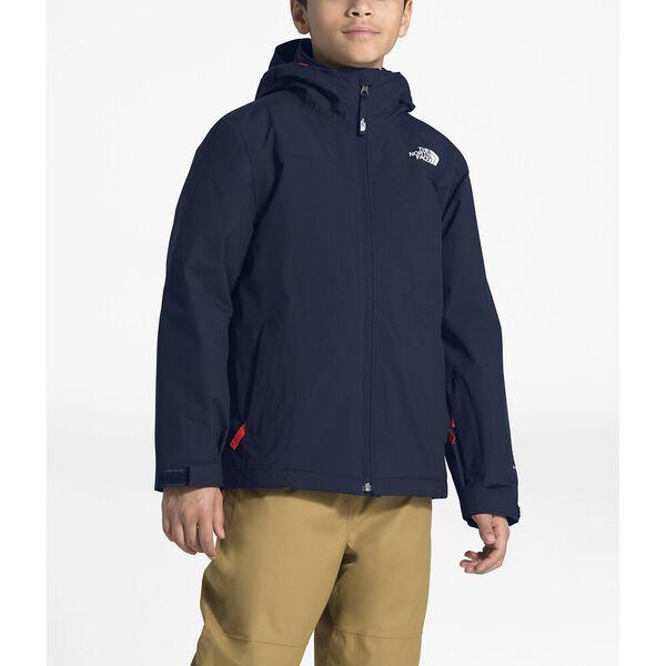 BOY'S CLEMENT TRICLIMATE® JACKET, MONTAGUE BLUE, hi-res