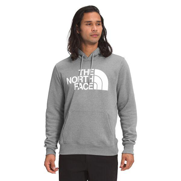 Men's Half Dome Pullover Hoodie, TNF MEDIUM GREY HEATHER, hi-res