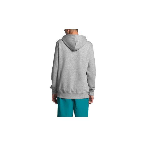 Men's Half Dome Pullover Hoodie, TNF LIGHT GREY HEATHER, hi-res