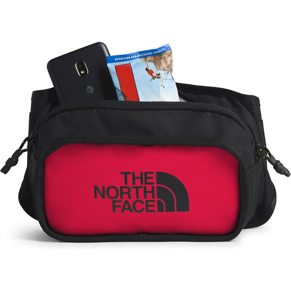 Explore Hip Pack, TNF RED/TNF BLACK, hi-res