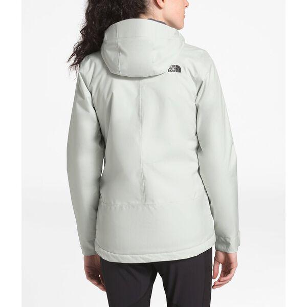 Women's Inlux Insulated Jacket, TIN GREY HEATHER, hi-res