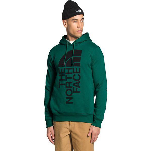 Men's 2.0 Trivert Pullover Hoodie, EVERGREEN/TNF BLACK, hi-res