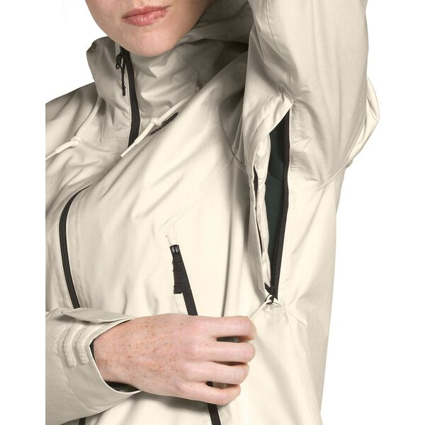 Women's Inlux Insulated Jacket, VINTAGE WHITE HEATHER, hi-res