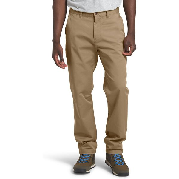 Men's Motion Pants, KELP TAN, hi-res