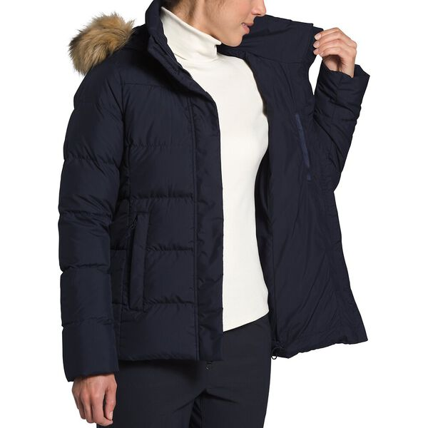 Women's Gotham Jacket, AVIATOR NAVY, hi-res