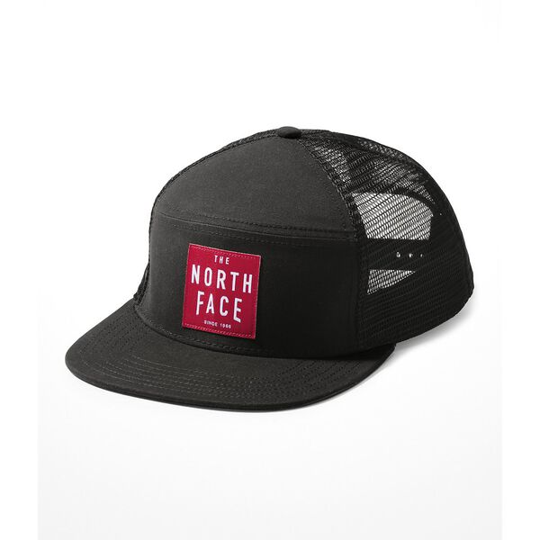 Dalles Trucker, TNF BLACK/TNF RED, hi-res