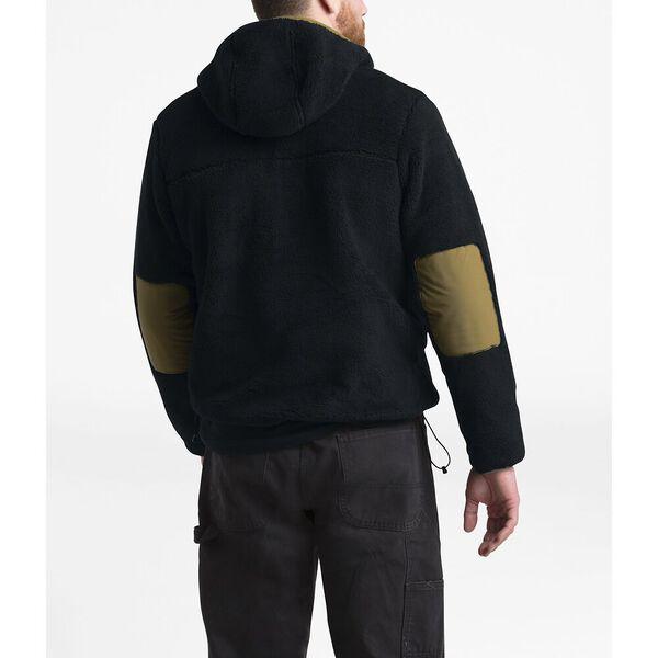 Men's Campshire Pullover Hoodie, TNF BLACK/BRITISH KHAKI, hi-res