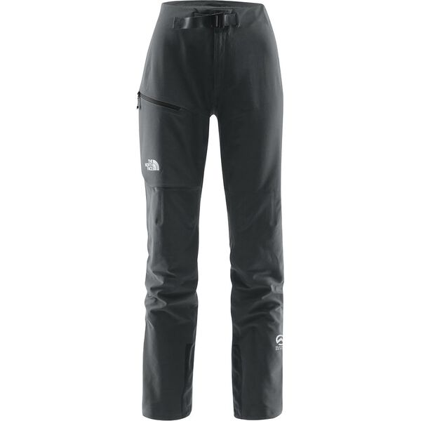WOMEN'S SUMMIT L4 PROPRIUS SOFT SHELL PANT, TURBULENCE GREY, hi-res