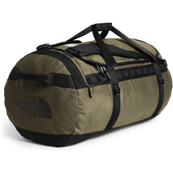 Base Camp Duffel - L, BURNT OLIVE GREEN/TNF BLACK, hi-res