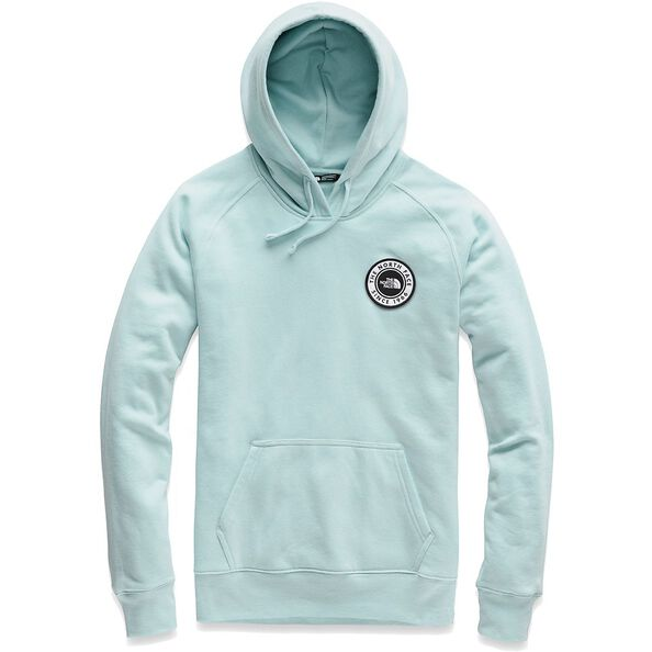 WOMEN'S BOTTLE SOURCE PULLOVER HOODIE, CANAL BLUE, hi-res