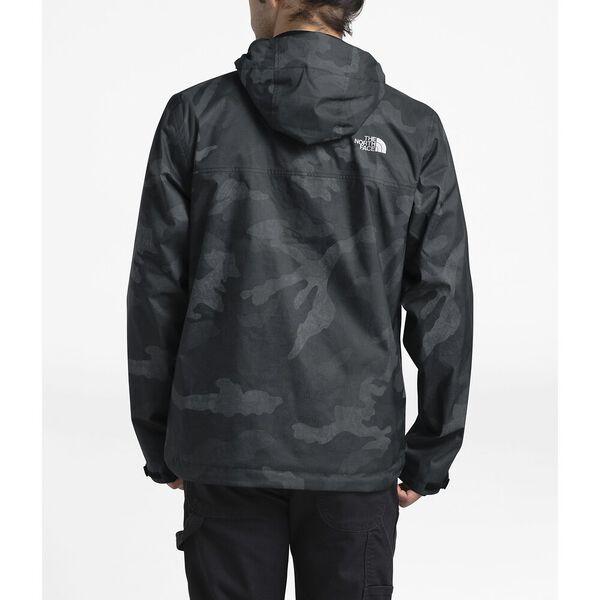 Men's Millerton Jacket, TNF BLACK WAXED CAMO PRINT, hi-res