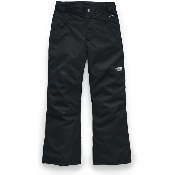 BOYS' FREEDOM INSULATED PANTS, TNF BLACK/TNF BLACK, hi-res