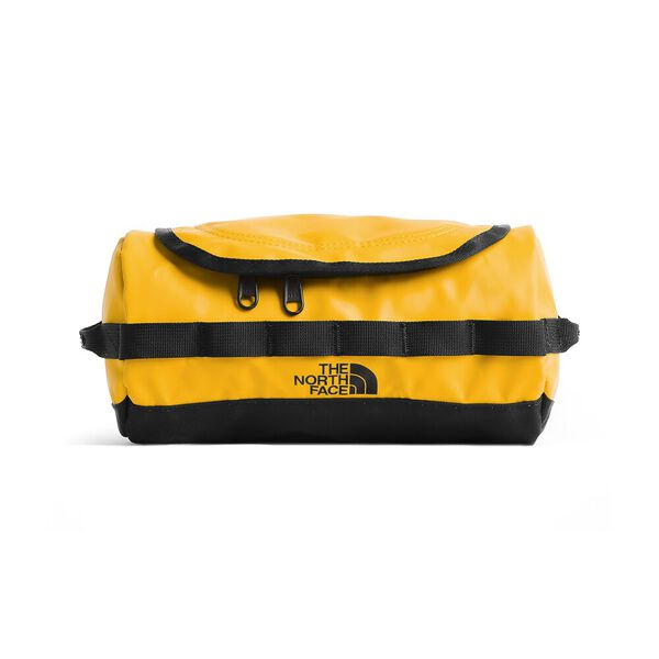 Base Camp Travel Canister - S, SUMMIT GOLD/TNF BLACK, hi-res