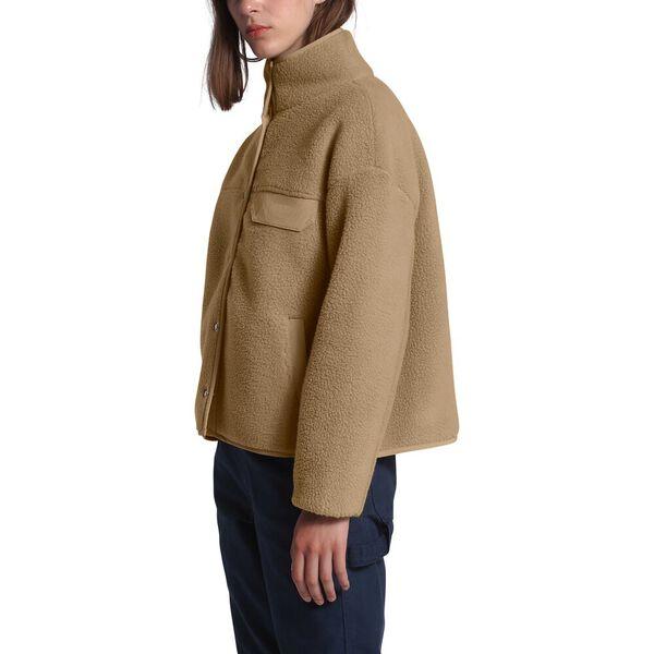 Women's Cragmont Fleece Jacket, KELP TAN/KELP TAN, hi-res