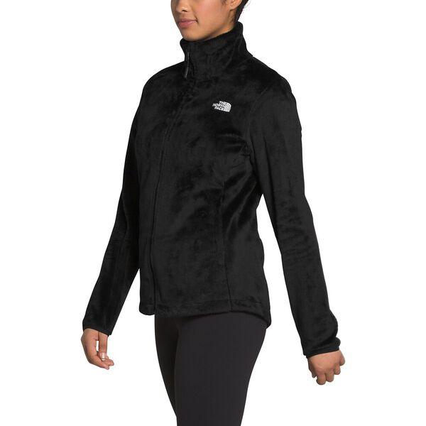 Women's Osito Jacket, TNF BLACK/TNF WHITE, hi-res