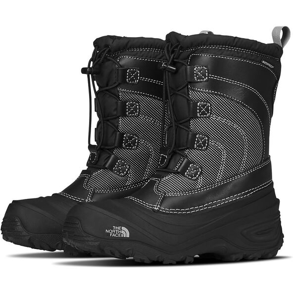 YOUTH ALPENGLOW IV, TNF BLACK/TNF BLACK, hi-res