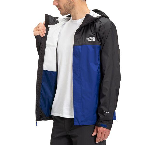 Men's Venture 2 Jacket, BOLT BLUE/TNF BLACK, hi-res