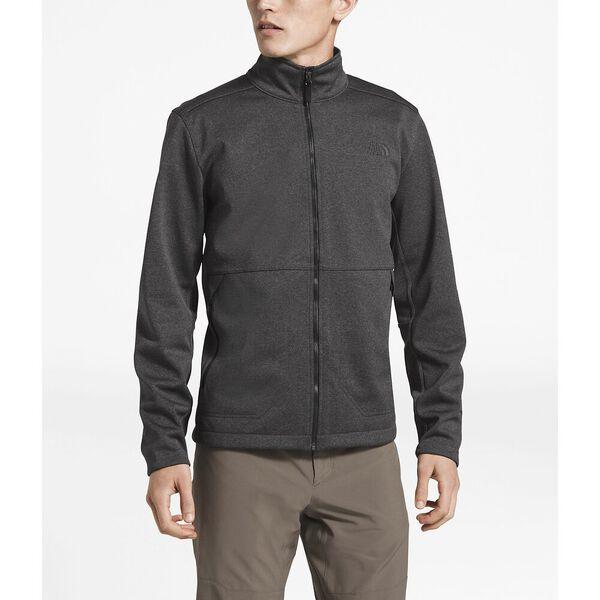 Men's Apex Canyonwall Jacket, TNF DARK GREY HEATHER, hi-res