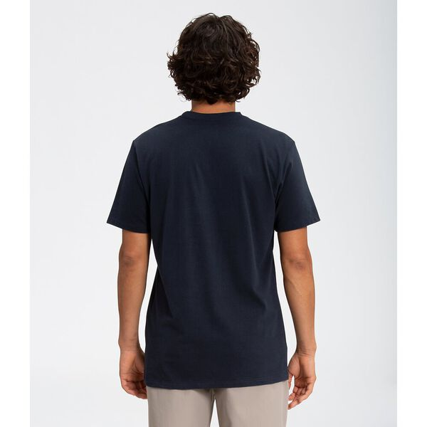 Men's Short-Sleeve TNF™ Bear Tee, AVIATOR NAVY, hi-res