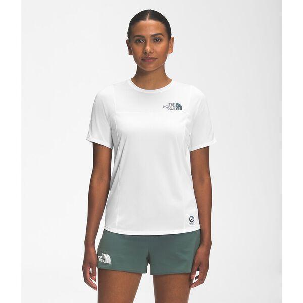 Women's Flight Better Than Naked™ Short-Sleeve, TNF WHITE HTHR, hi-res