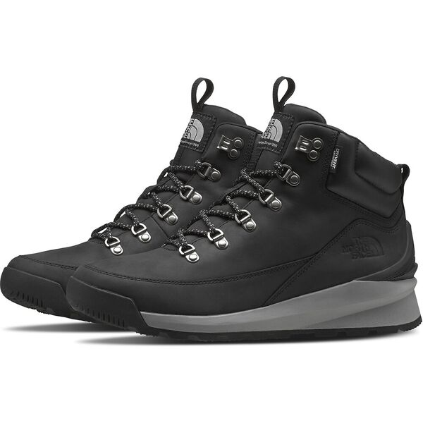 Men's Back-To-Berkeley Mid WP, TNF BLACK/GRIFFIN GREY, hi-res