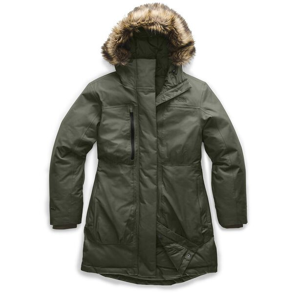WOMEN'S DOWNTOWN ARCTIC PARKA