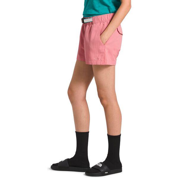 Women's Class V Hike Shorts, MAUVEGLOW, hi-res