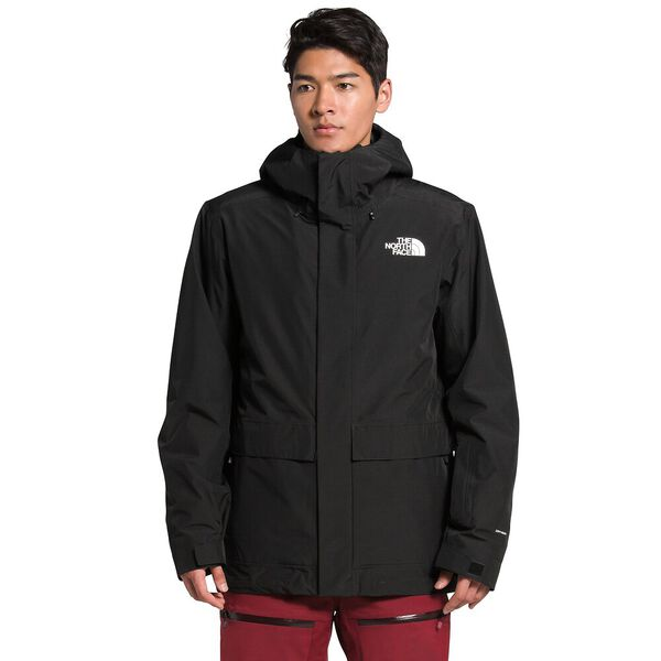 Men's Clement Triclimate® Jacket, TNF BLACK, hi-res