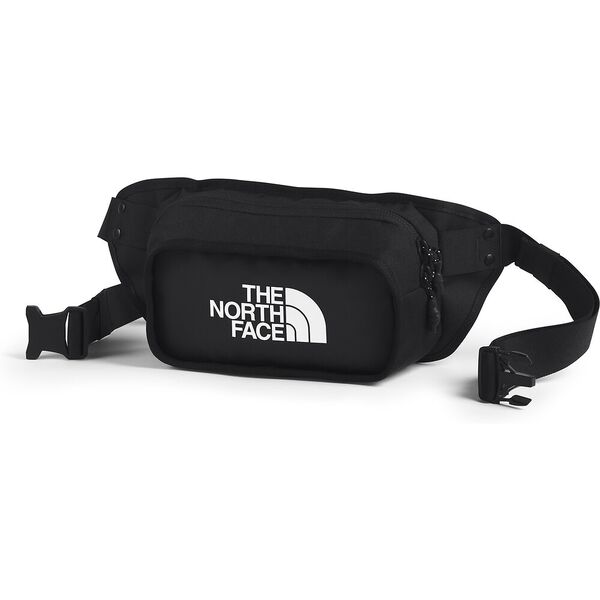 Explore Hip Pack, TNF BLACK/TNF WHITE, hi-res