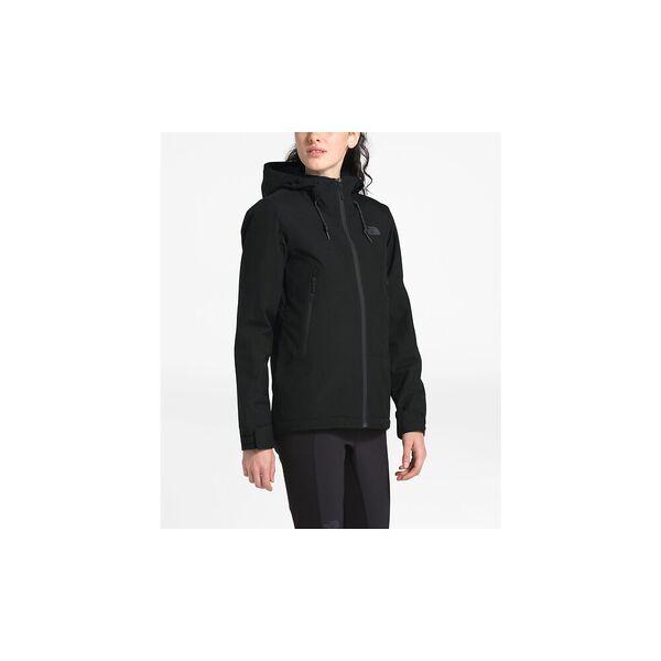 Women's Inlux Insulated Jacket, TNF BLACK HERRINGBONE, hi-res