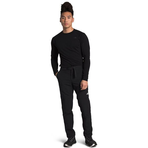 Men's Paramount Trail Convertible Pants, TNF BLACK, hi-res