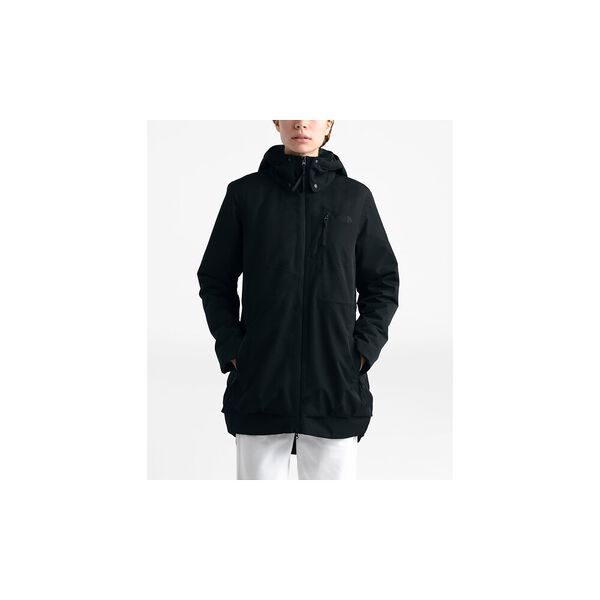 Women's Millenia Insulated Jacket, TNF BLACK, hi-res