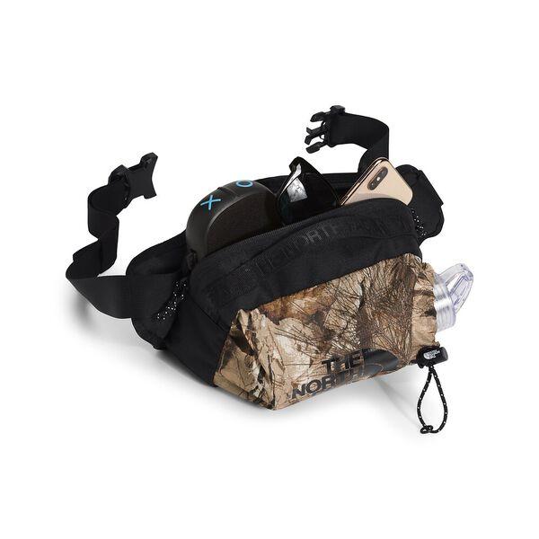 Bozer Hip Pack III - L, KELP TAN FOREST FLOOR PRINT/TNF BLACK, hi-res