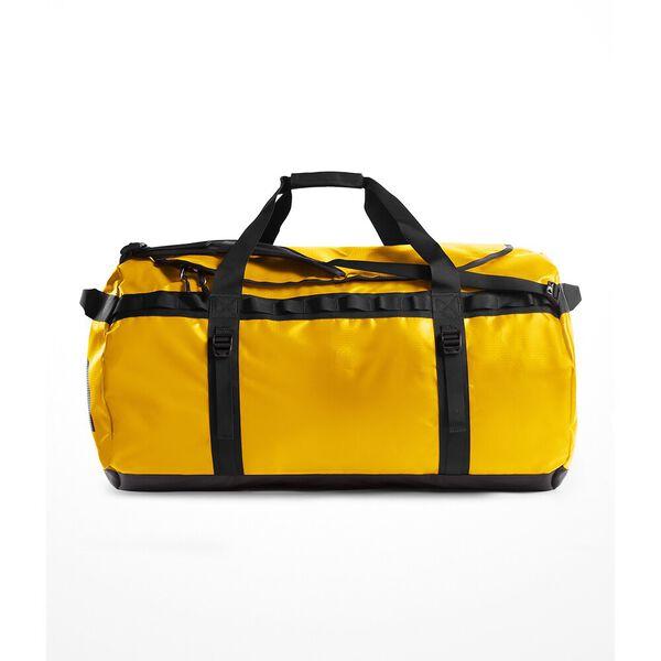 BASE CAMP DUFFEL - XL, SUMMIT GOLD/TNF BLACK, hi-res