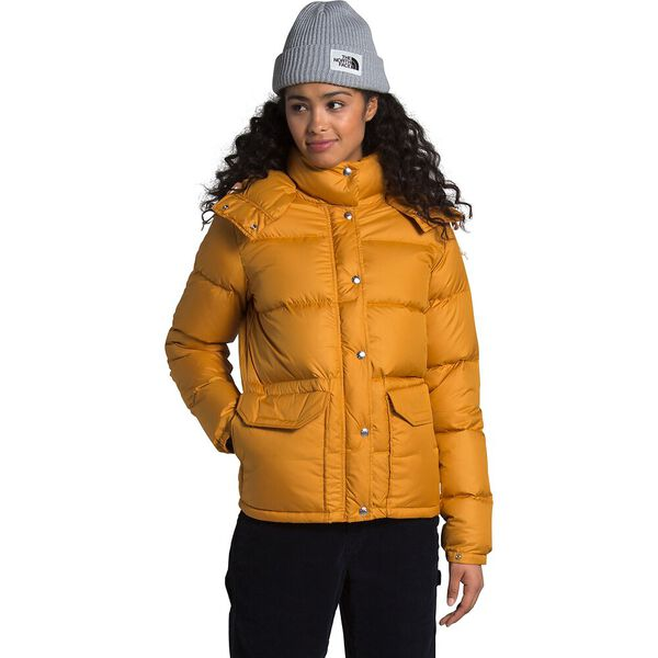 Women's Sierra Down Parka, CITRINE YELLOW, hi-res
