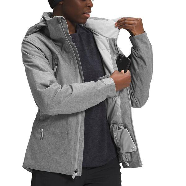 Women's Lenado Jacket, TNF MEDIUM GREY HEATHER, hi-res
