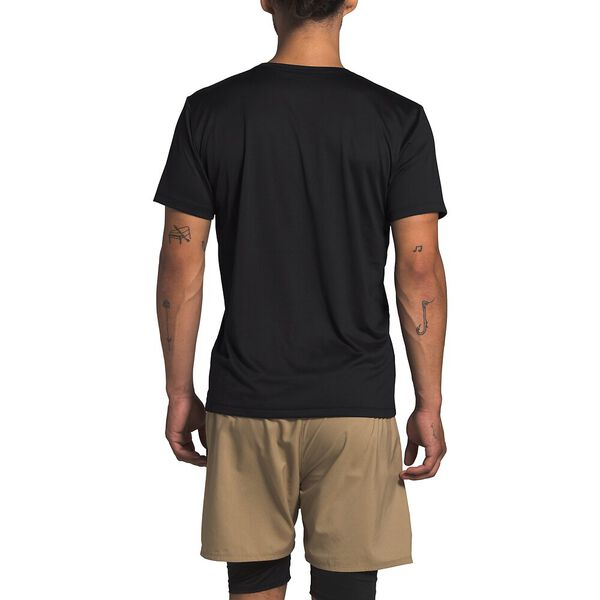 Men's Short-Sleeve Reaxion Tee, TNF BLACK, hi-res