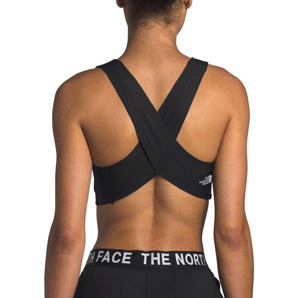 Women's Free Motion Bra, TNF BLACK, hi-res