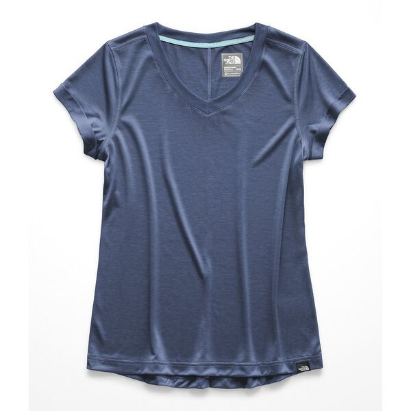 WOMEN'S HYPERLAYER FD SHORT SLEEVE V-NECK