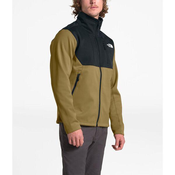 Men's Apex Risor Jacket, BRITISH KHAKI/TNF BLACK, hi-res