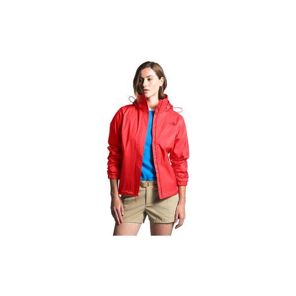 Women's Resolve 2 Jacket, CAYENNE RED/CAYENNE RED, hi-res