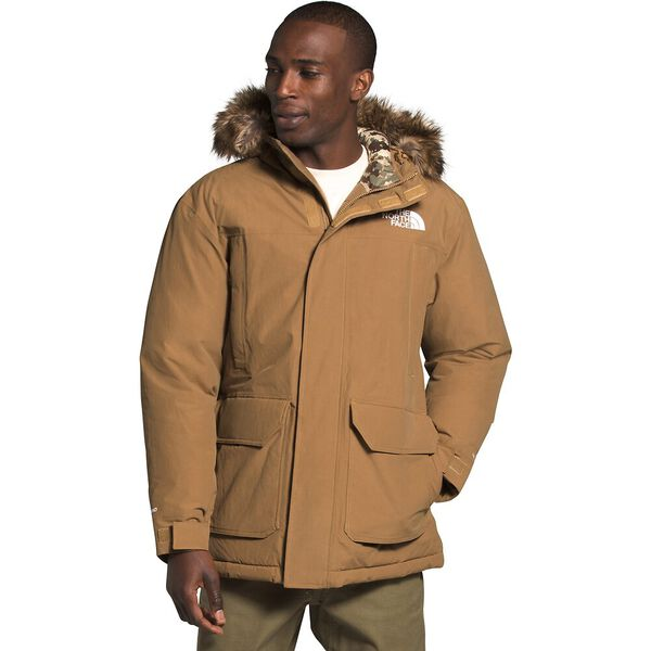 Men's McMurdo Parka, UTILITY BROWN, hi-res
